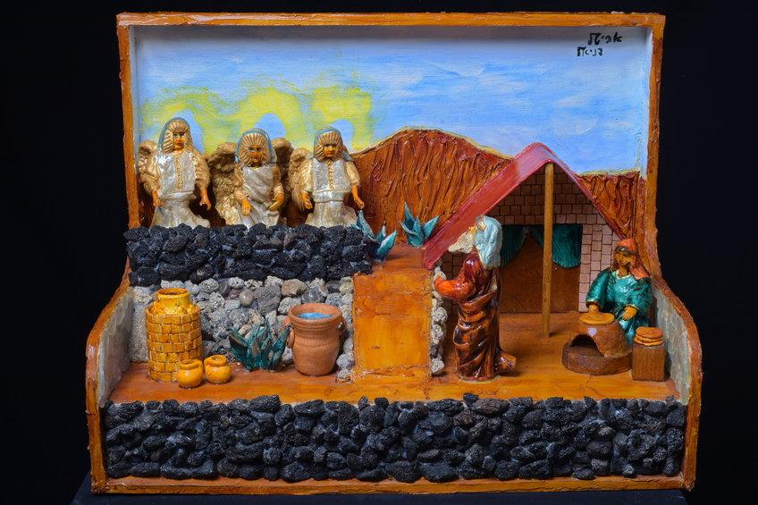 אברהם ושלושת המלאכים