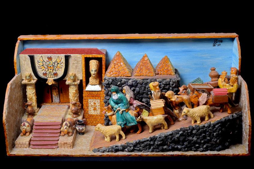 יעקב יורד מצריימה